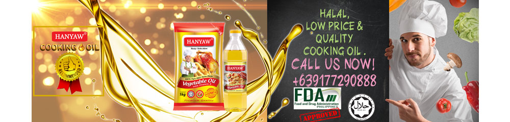 Hanyaw Cooking Oil