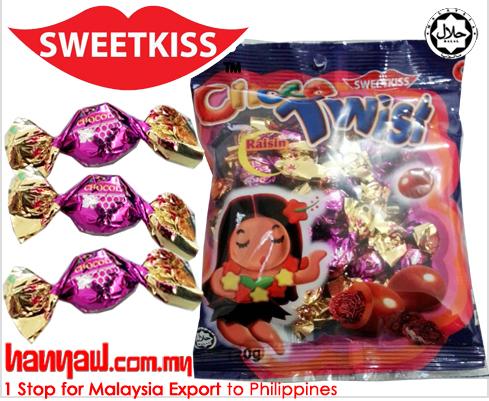 Sweetkiss Gift Pack Choco Hanyaw Malaysia 1 Stop