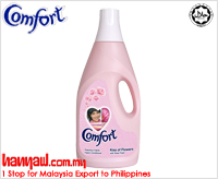 Pink Comfort Fabric Softener