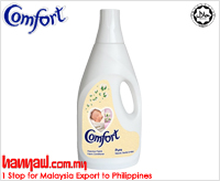 White Comfort Fabric Softener