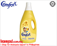 Yellow Comfort Fabric Softener
