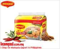 Maggi Noodles Instant Curry
