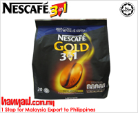 Nescafe Coffee 3in1 Gold