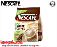 Nescafe Ipoh White Coffee Hazelnut