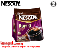 Nescafe Kopi O Coffee
