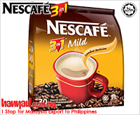 Nescafe Coffee 3in1 Mild
