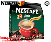 Nescafe Coffee 3in1 Rich