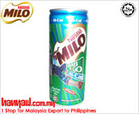 Nestle Milo 240ml RTD Can