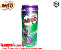 Nestle Milo Mocha RTD Can