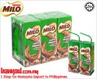 Nestle Milo UHT Drink